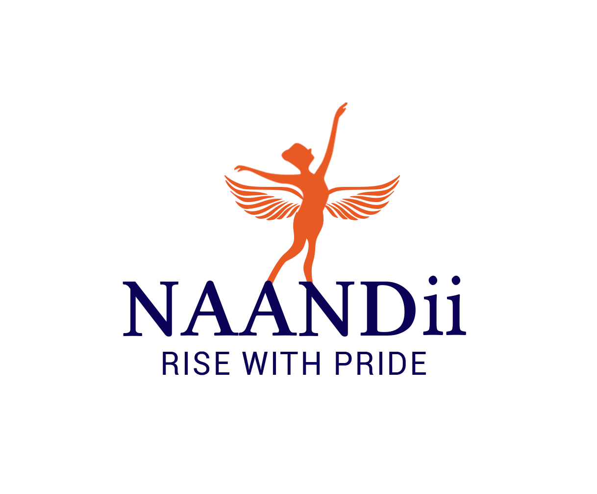 Naandii rise with pride